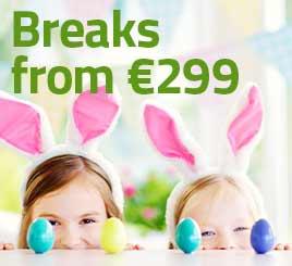 8th April Easter Breaks 2022